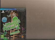Little Big Planet 2 VERSIONE LIMITATA Steelbook PLAYSTATION 3 PS3 PS 3