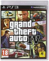PS3 - Grand Theft Auto IV (GTA 4) MINT - Same Day Dispatch via Super Fast Deliv