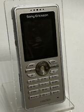 Faulty Sony Ericsson R390 - Silver (Unlocked) Mobile Phone