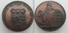 Collectable 1795 Farthing Token - James Bayly Draper - Poole
