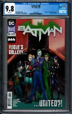 Batman #89 CGC 9.8 1st Appearance of Punchline Daniel Cover