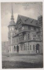 Liege Exhibition 1905 postcard - Ville de Liege