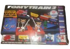 More details for tomy train set 2 boxed thomas & friends vintage transport locomotives vehicle uk