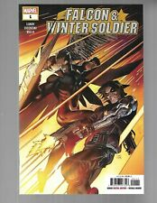 FALCON WINTER SOLDIER #1 2020 MCU Disney TV 1st Appearance NATURAL NM 9.6
