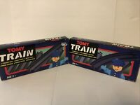 Tomy Train Vintage Curved And Straight Track Boxed