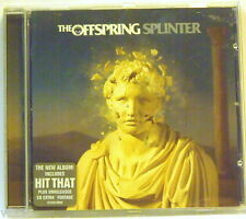THE OFFSPRING - SPLINTER - CD New Unplayed