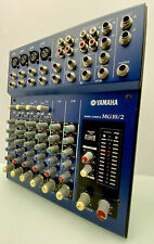 Yamaha PA-10 MG10/2  Mixing Console Stereo Mixer Dj Equipment Mischmaschine Mix