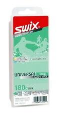 Swix Universal Training Wax Cold Green 180 grams Bulk Wax U900C