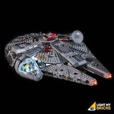 LIGHT MY BRICKS - LED Light kit for LEGO Star Wars Millennium Falcon 75257