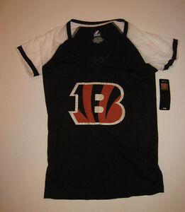 Cincinnati Bengals Women's A.J. Green Majestic Jersey/Shirt Medium M New NWT