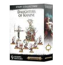 Daughters of Khaine Start Collecting - Games Workshop 5011921116591