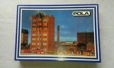 Pola Spur N 263 Brennendes Haus inkl. Flash-Lampen-Set 16 V