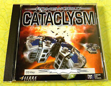 Homeworld Cataclysm ~ PC CD Rom Game ~ 2000 Sierra Windows Computer Video Game