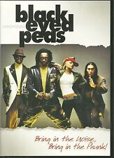 RARE / DVD - BLACK EYED PEAS : BRING IN THE NOISE, BRING IN THE PHUNK /LIKE NEW