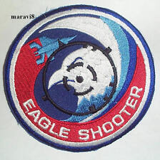 US. Air Force `F-15 EAGLE SHOOTER` Aircraft Cloth Badge / Patch (F15-2)
