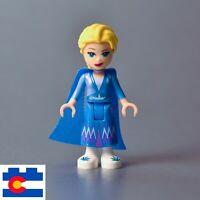 NEW Lego Elsa Minifigure Doll Disney Princess 41168 Frozen 2