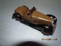 Dinky Toys, 36e British Salmson 2 Seater VERY RARE COLOUR ORIGINAL