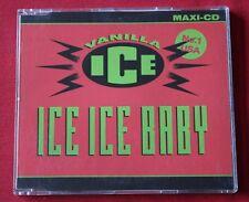 Vanilla Ice, ice ice baby, Maxi CD