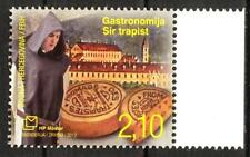 Bosnia / Mostar 2012 Architecture Gastronomy Cheese MNH**