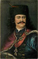 c1904 Postcard Francis II Rákóczi Hungary Prince of Transylvania Anti-Habsburgs