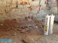 Cartuccia Barriera chimica nanogel umidità di risalita blocca risana muro
