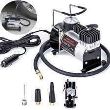 Heavy Duty 12v Car Air Compressor 100PSI Tyre Deflator Portable Inflator Pump