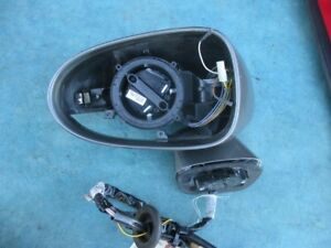 Bentley Continental Gt Gtc left side mirror assembly oem  used
