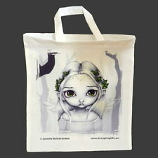 *THE LAST LEAVES* Fantasy Strangeling Fairy Tote Bag By Jasmine Becket-Griffith
