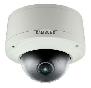 Samsung SNV-7082 1080p Network Dome Security Camera Weather Proof Full HD