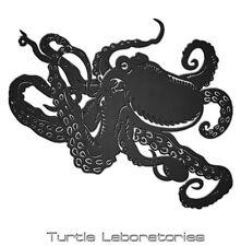MASSIVE Decorative Octopus Metal Wall Art Hanging Home Decor Sea Life Sculpture