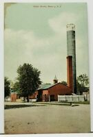 Beverly NJ Water Works New Jersey Postcard I3