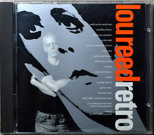 Retro by Lou Reed [W.Germany/UK Import - BMG/RCA - PD 90389 - 1989] - MINT