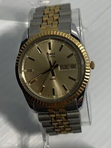 Timex Vintage Timex Men's Watch Day/Date New Battery T 94