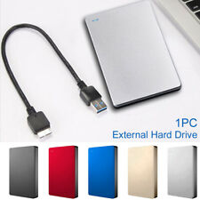 Usb 3.0 500Gb 1Tb 2Tb External Hard Drive Disk Hdd 2.5' For Pc Laptop Portable