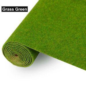 0.4mX1m Grass Mat Grass Green Artificial Lawn Carpet Model Architectural Layout