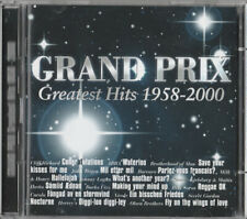 Grand Prix Greatest Hits 1958 - 2000 Eurovision Song Contest 2CD