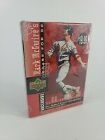 1998 Upper Deck Baseball Mark McGwire's Chase for 62 Trading Card Set - 30 Cards