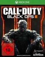 Microsoft Xbox One Spiel - Call of Duty: Black Ops III DEUTSCH mit OVP