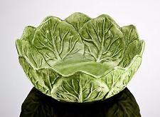 BASSANO runde Salat Schale Schüssel Ausgefallene italienische Keramik 22x9 NEU