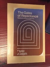 The Gates of Repentance (Pocket Size) (English and Hebrew Editio