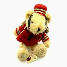 The Teddy Bear Collection  BARNEY THE BELL BOY no 7 BRAND NEW TAGGED LOOK