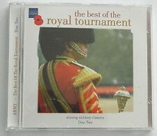 ROYAL MARINES & NAVY - Best of The Royal Tournament CD 1999