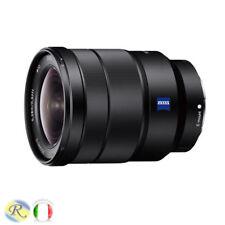 SONY ZEISS obiettivo 16-35mm f/4 SEL1635Z E-MOUNT FE  GARANZIA SONY ITALIA