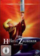 Die Hexe und der Zauberer - Disney Classics 17                       | DVD | 024