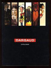 CATALOGUE DARGAUD 2006   BD Inédite de 4 pages de LARCENET & VIDAL