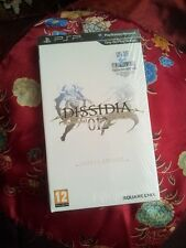 Sony PSP - Dissidia 012: Duodecim Final Fantasy - Legacy Edition FACTORY SEALED