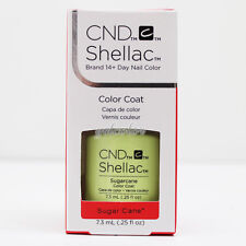 CND Shellac UV LED Gel Nail Polish RHYTHM & HEAT Collection - Sugarcane #91584