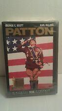 Patton (DVD, 1999, 2-Disc Set) Brand New Still Sealed