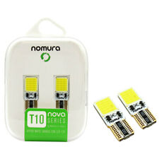 LAMPADINE T10 A LED NOVA COB 12V CANBUS 2PZ RICAMBIO AUTO LAMPADE NOMURA
