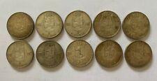 LOT DE 100F LEOPOLD III 1948/50/51